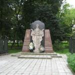 Надгробні памятники Любомль