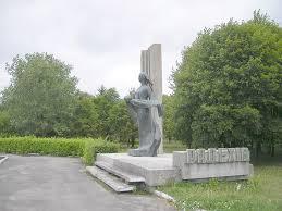 Надгробні пам'ятники Радехів